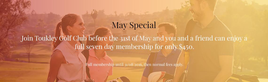 April Special